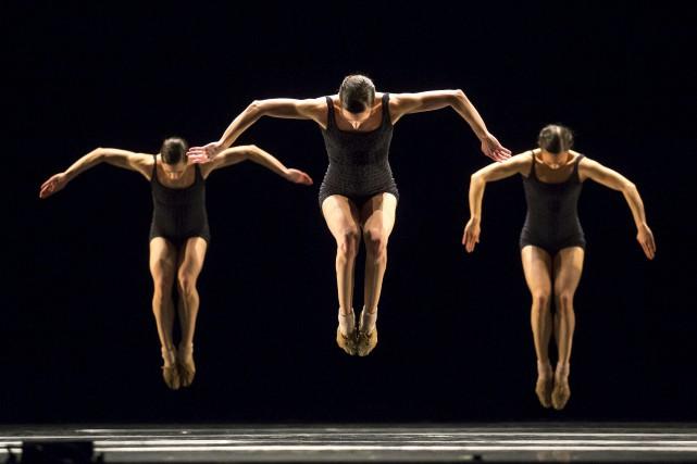 La troupe Hubbard Street Dance Chicago sera une... (Courtoisie)