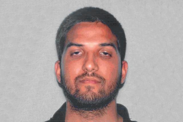 Syed Raheel Farook est le frère de Syed... (PHOTO ARCHIVES AP)