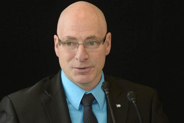 Jean-Denis Girard... (Sylvain Mayer, Le Nouvelliste)