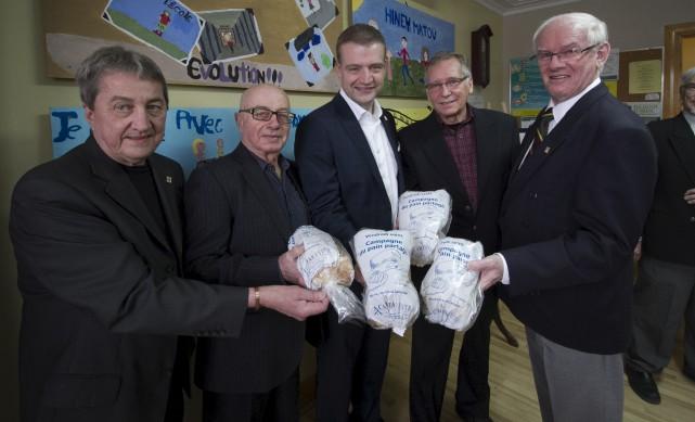 La Campagne du pain partagé est de retour... (Spectre Média, René Marquis)