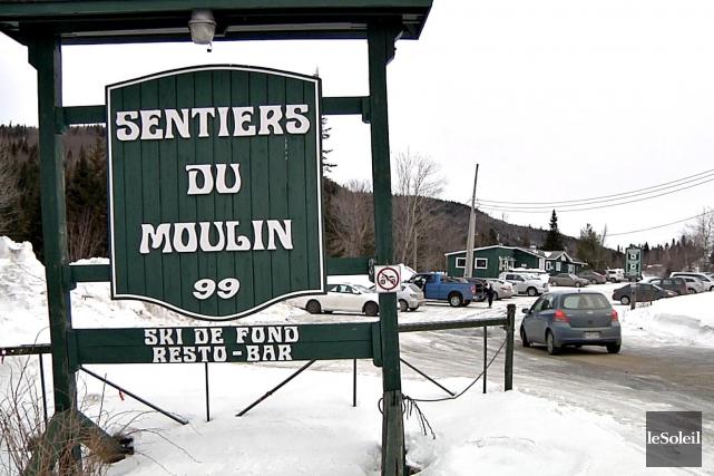 Sentiers du Moulin est un organisme de plein... (Le Soleil, Frédéric Matte)