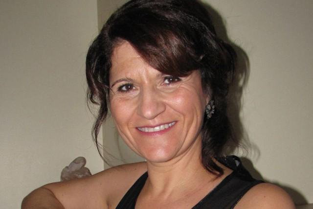 La victime Sandra Fortin, 52 ans, habitait sur... (Photo tirée de Facebook)