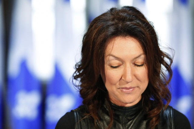 Nathalie Normandeau, ancienne vice-première ministre, a été arrêtée... (PHOTO REUTERS)