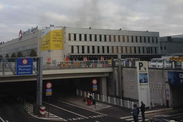 Bruxelles a été secouée mardi matin par plusieurs attentats terroristes, avec...