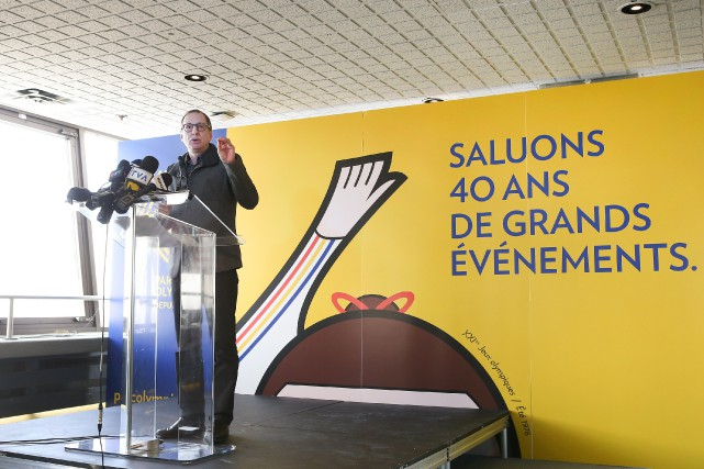 Le changement de cap du Parc olympique, amorcé... (PHOTO ROBERT SKINNER, LA PRESSE)