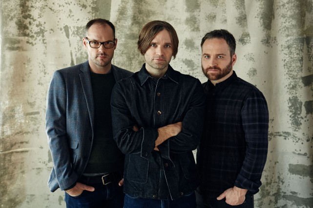 Le groupe Death Cab for Cutie s'ajoute à... (PHOTO SARAH & CHRIS RHOADS, FOURNIE PAR WARNER MUSIC)