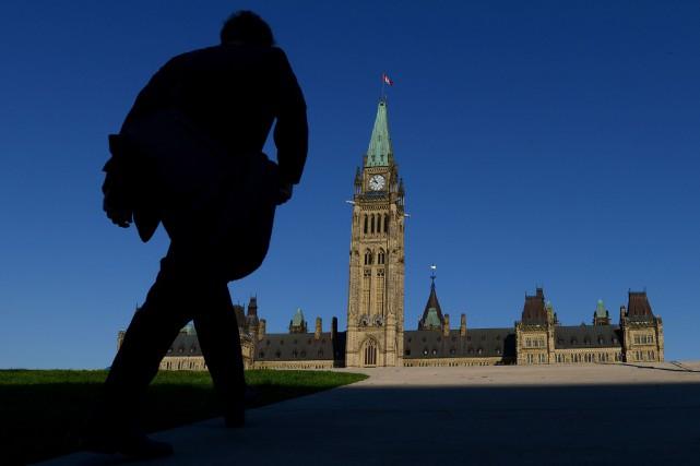 Le premier budget du gouvernement Trudeau sera présenté... (PhotoSean Kilpatrick, Archives La Presse Canadienne)
