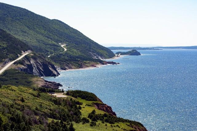 La Cabot Trailest cette route célèbre qui effectue... (PhotoThinkstock)