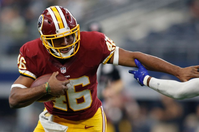 Alfred Morris... (Photo Tim Heitman, archives USA Today)