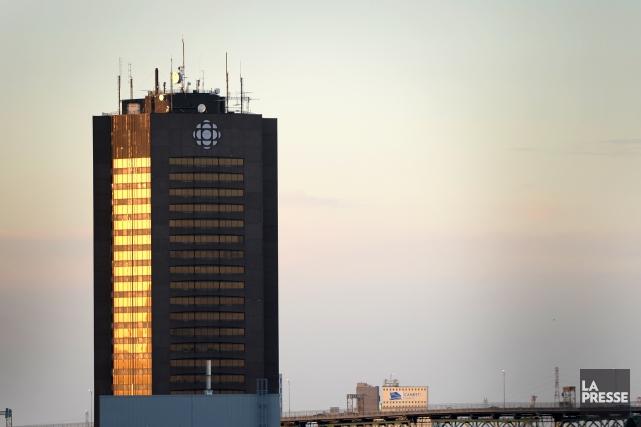 Radio-Canada avait vu son budget amputé de 115... (PHOTO BERNARD BRAULT, ARCHIVES LA PRESSE)