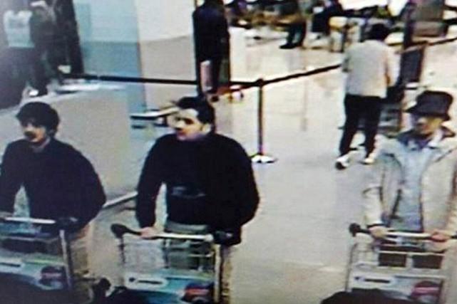 Les autorités avaient diffusé une image de vidéosurveillance... (Photo CCTV/Handout via Reuters)
