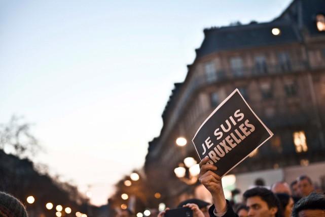 Touchés par des attentats meurtriers qui ont fait... (PHOTO AFP)