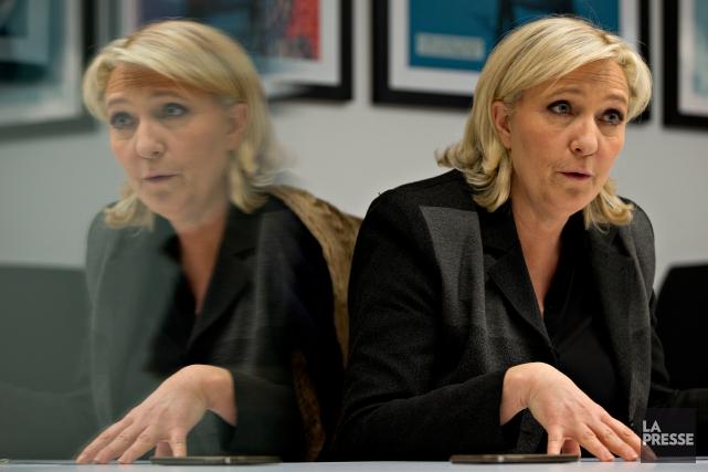 De passage dans les bureaux de La Presse... (La Presse, Olivier Jean)