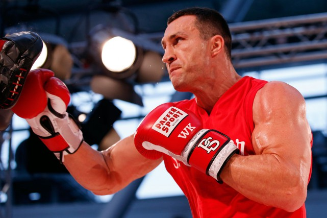 Wladimir Klitschko... (Photo Lee Smith, archives Reuters)