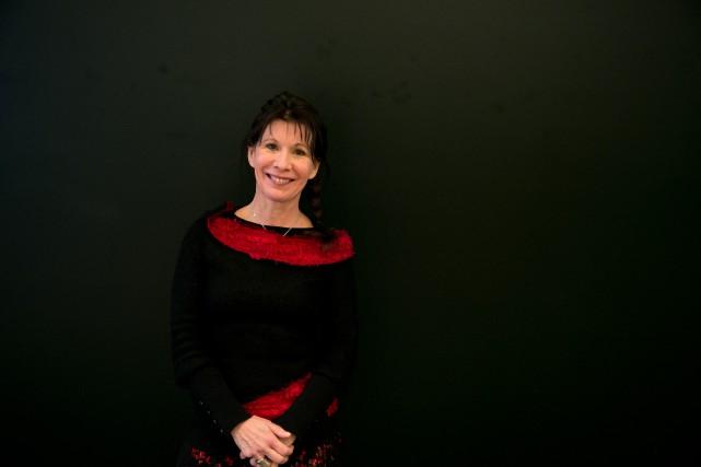 Sylvie Léonard jouera sur les planches du Théâtre... (PHOTO FRANÇOIS ROY, LA PRESSE)