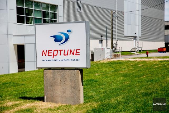 L'entreprise Neptune Technologies et Bioressources a été condamnée à plus de 86... (Archives La Tribune)