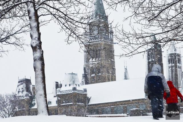 Selon une veille émise par Environnement Canada, c'est... (Patrick Woodbury, Archives LeDroit)