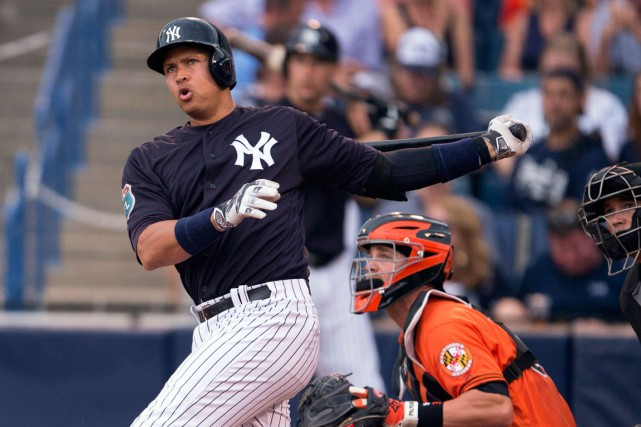 Alex Rodriguez... (Photo Jerome Miron, USA Today)