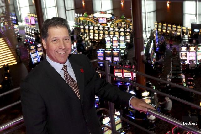 Le directeur général du Casino du Lac-Leamy, Alain... (Patrick Woodbury, LeDroit)