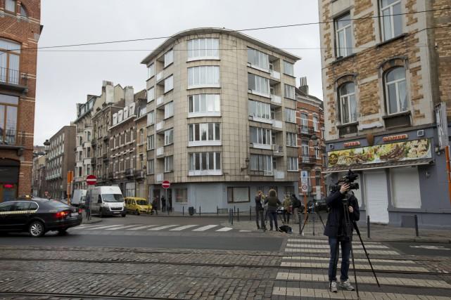 Mardi, la police belge a retrouvé ce qui... (AP, Peter Dejong)