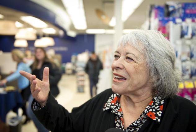 Victime du zona, Louise Forestier parcourt le Québec... (Spectre Média, Jessica Garneau)