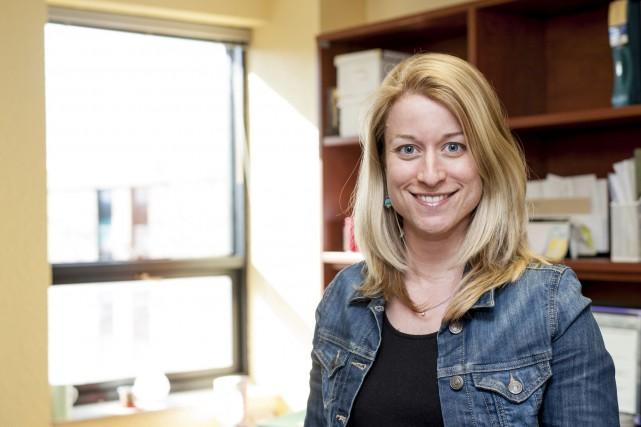 Anne-Marie Tougas est professeure à la faculté d'éducation... (Collaboration spéciale, Michel Caron, Université de Sherbrooke)