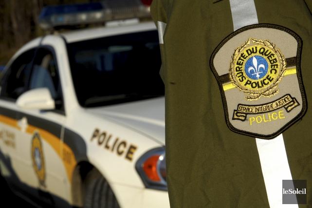 La moyenne des décès des policiers au cours... (Photothèque Le Soleil)
