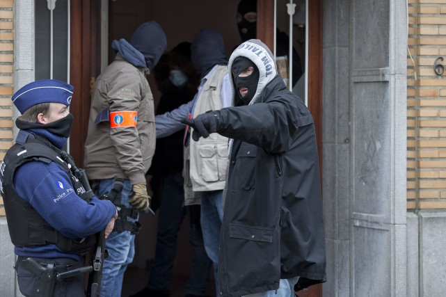 Les autorités belges sont engagées dans une véritable... (Associated Press)