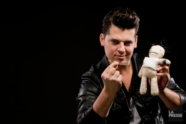 Au cours des prochains mois, le magicien québécois... (PHOTO DAVID BOILY, ARCHIVES LAPRESSE)