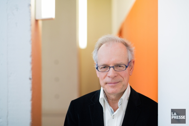 Simon Brault, président du Conseil des arts du... (PHOTO ÉDOUARD PLANTE-FRÉCHETTE, ARCHIVES LA PRESSE)