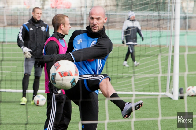 Laurent Ciman... (Photo Alain Roberge, archives La Presse)
