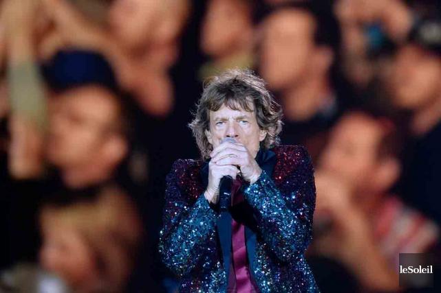 Lorsque les Rolling Stones feront sonner leurs premières notes à La Havane... (Jean-Marie Villeneuve, Archives Le Soleil)