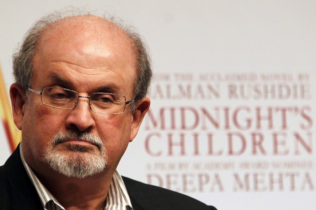 Salman Rushdie... (PHOTO ARCHIVES AP)