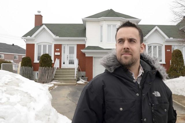 Jonathan Guilbert attendait l'aide financière depuis deux ans.... (Sylvain Mayer)