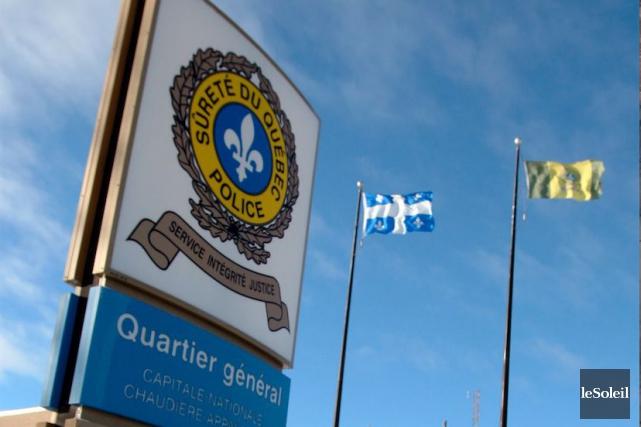 La Sûreté du Québec ne croit pas que... (Photothèque Le Soleil, Pascal Ratthé)