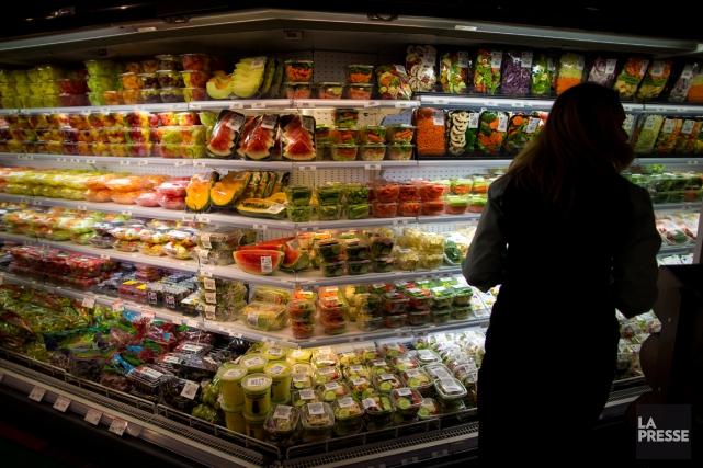 De plus en plus de consommateurs se tournent... (Archives La Presse)