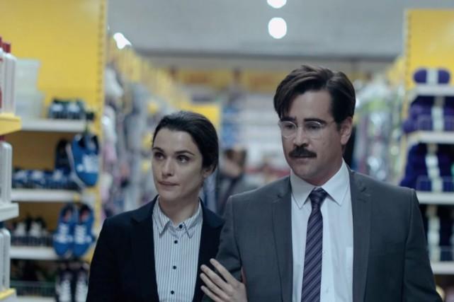 Avec Colin Farrell, Rachel Weiszest la tête d'affiche... (Photo fournie par A24)