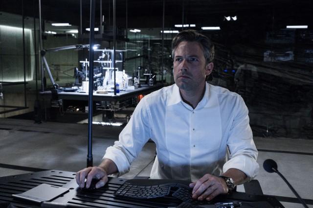 L'acteur américain Ben Affleck n'a pas vu «une... (Photo fournie par Warner Brothers)