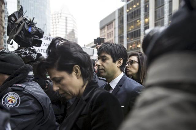 L'ex-animateur de radio Jian Ghomeshi a été acquitté... (PHOTO REUTERS)