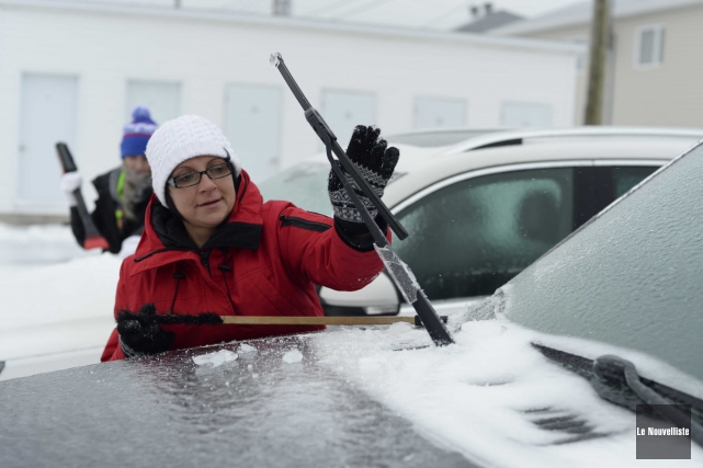 Les automobilistes qui prendront la route le soir de Noël et le 26 devront... (Photo : ARCHIVES Le Nouvelliste)