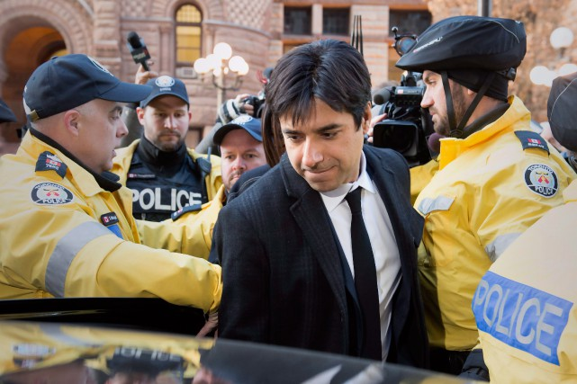 Nos cours de justice continuent d'être un endroit... (Archives La Presse Canadienne, Frank Gunn)