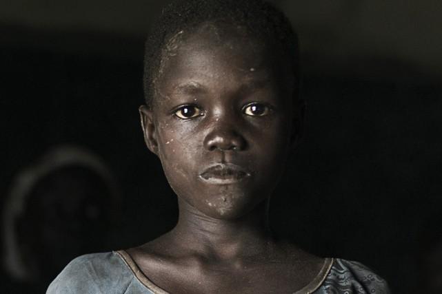 Au Soudan du Sud, les enfants sont souvent... (Youtube)