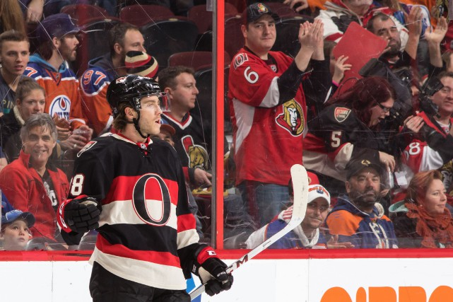 Mike Hoffman... (PHOTO ARCHIVES AFP)