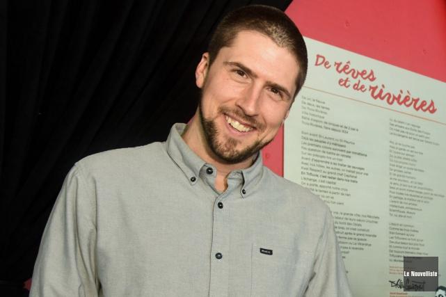 En plus du Grand Prix littéraire Archambault reçu... (François Gervais, Le Nouvelliste)
