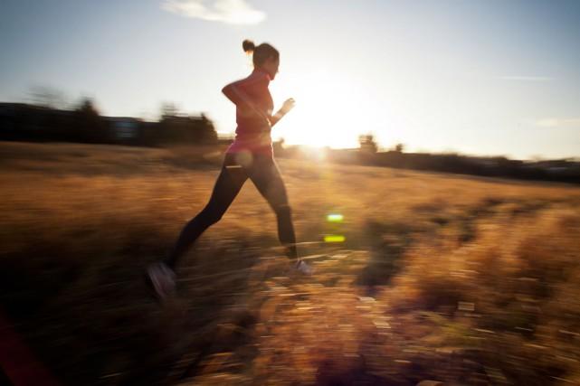 «Agir en faveur des saines habitudes de vie,... (123RF)