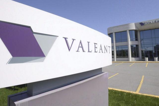 Valeant avait annoncé le mois dernier le départ... (Archives La Presse Canadienne, Ryan Remiorz)
