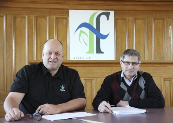 Le directeur général de Farnham, François Giasson, pourra... (Photo Alain Dion, archives La Voix de L'Est)