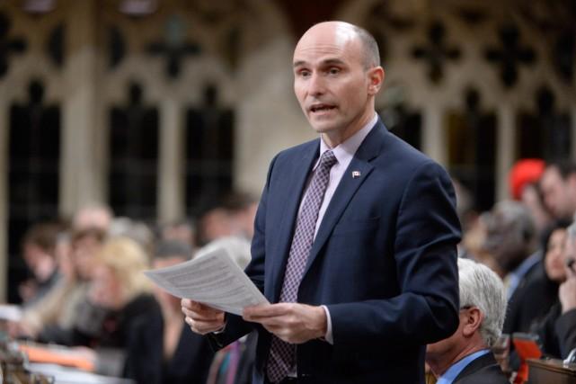 Le ministre fédéral de la Famille, des Enfants... (Adrian Wyld, Archives PC)