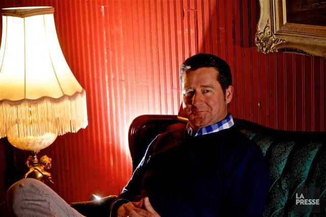 Dany Turcotte avoue avoir un rapport difficile avec... (PHOTO ANDRÉ PICHETTE, LA PRESSE)