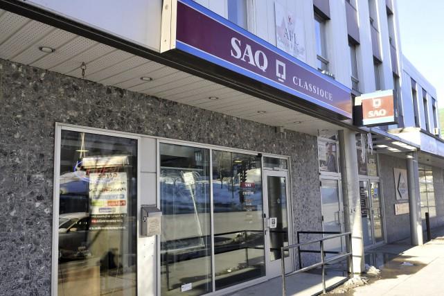 L'Association des centres-villes de Chicoutimi s'inquiète de voir... (Photo Le Progrès-Dimanche, Rocket Lavoie)